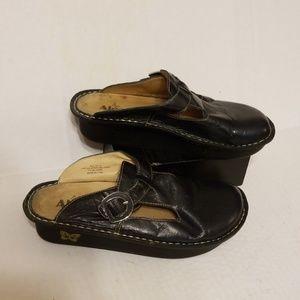Alegria ALG-122 clogs women's shoes size 7